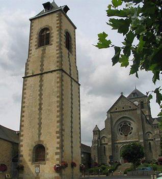 Eglise Saint Malo de Bécherel
